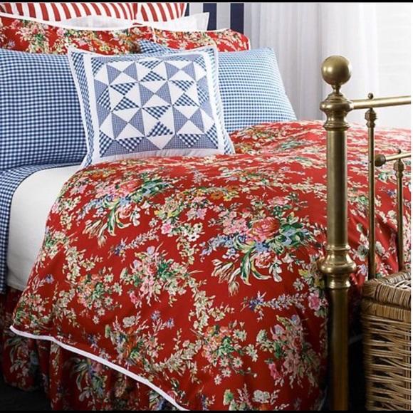 Ralph Lauren Bedding Set Of 2 Comforters Belle Harbor Poshmark